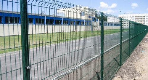 Забор секционный 1