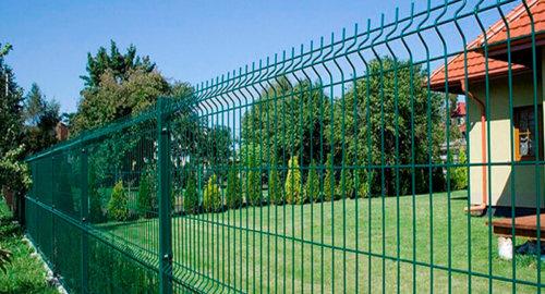 Забор секционный 2